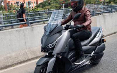 Sistema de frenos ABS en motos Yamaha, más confianza.