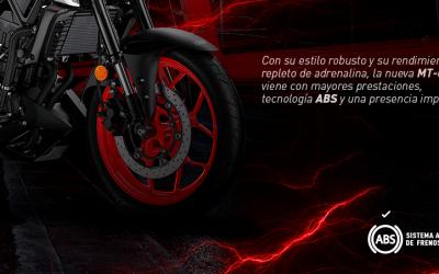 Frenos ABS Yamaha: mitos y verdades