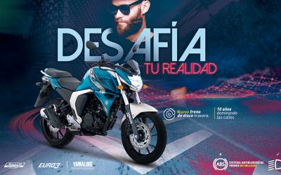 Yamaha fz 2.0 Medellín 2021, desempeño y características