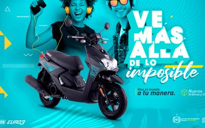 Yamaha Bws X y Bws x FI: llegan con nuevos colores y tecnología